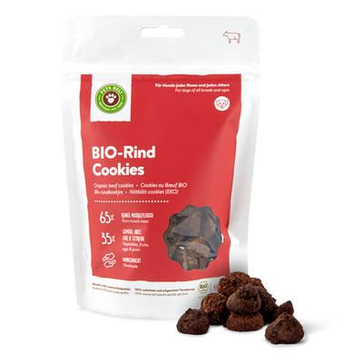 BIO-Rind Cookies für Hunde
