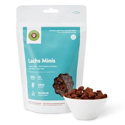Lachs-Minis Cookies für Katzen